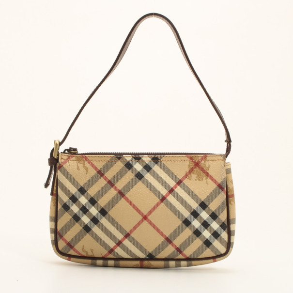 Burberry Nova Check Small Shoulder Bag