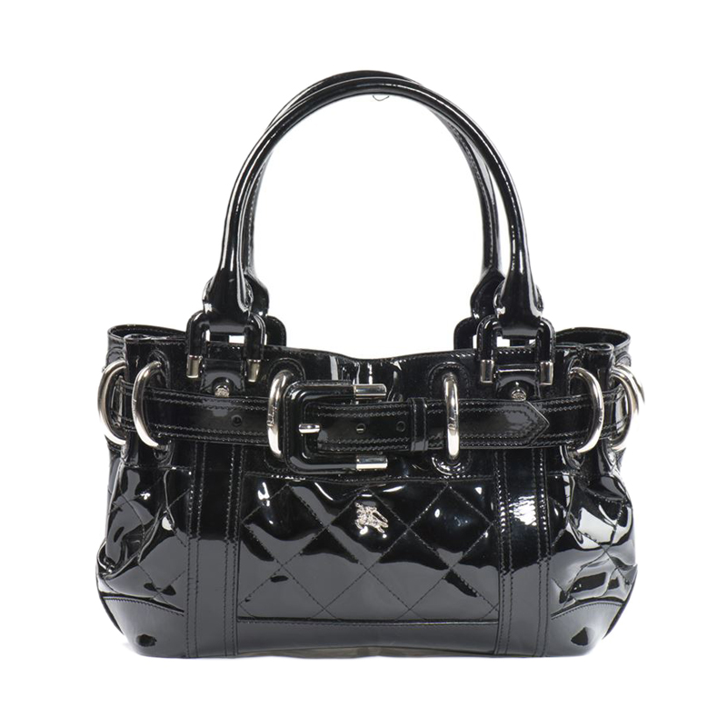 ... Burberry Black Patent Leather Baby Beaton Tote. nextprev. prevnext d532738a32f8f