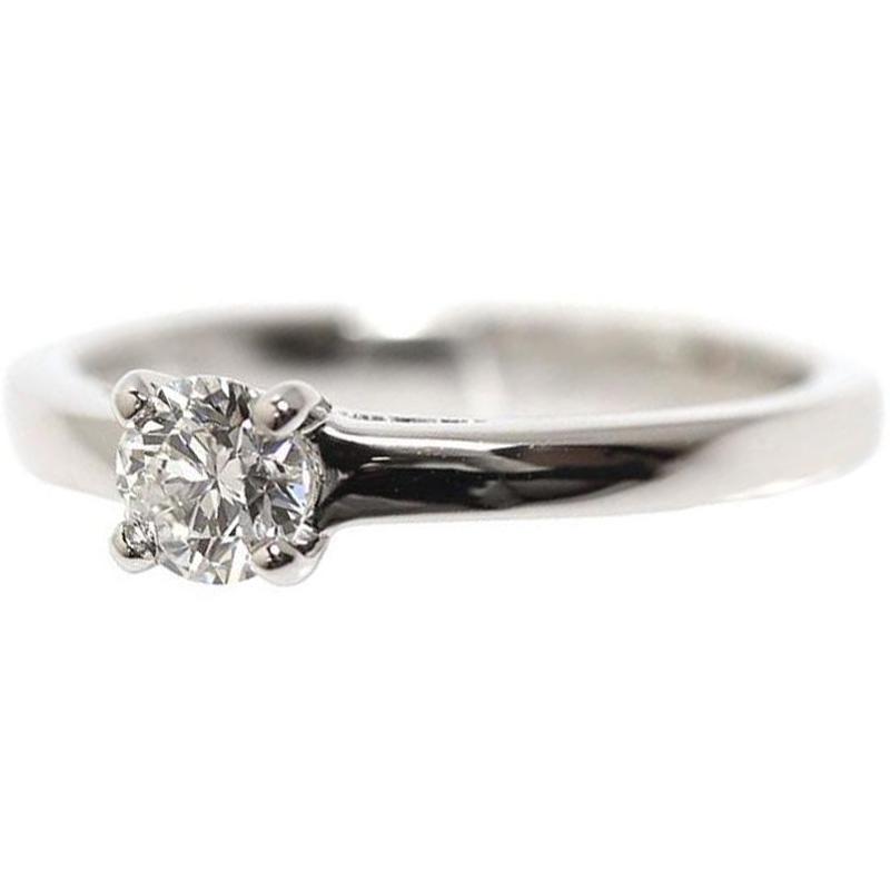 dc9299856ed6a Bvlgari Griffe Diamond Platinum Ring Size 49