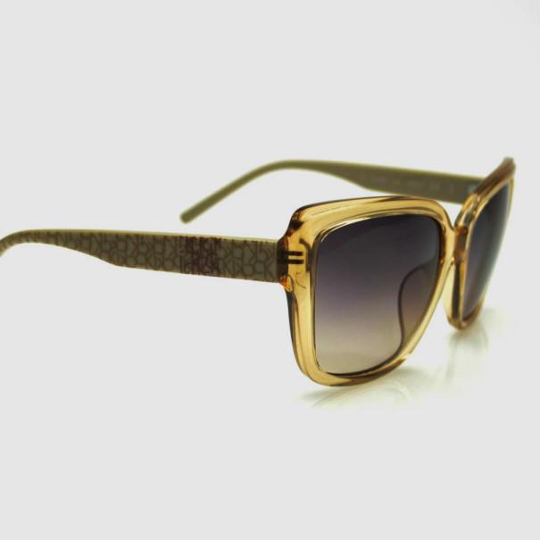 Calvin Klein CK3142S Green Womens Sunglasses