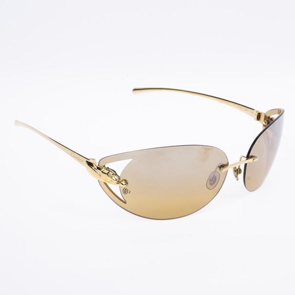 e874af0d5af ... Cartier Panthere de Cartier Rimless Woman Sunglasses. nextprev. prevnext