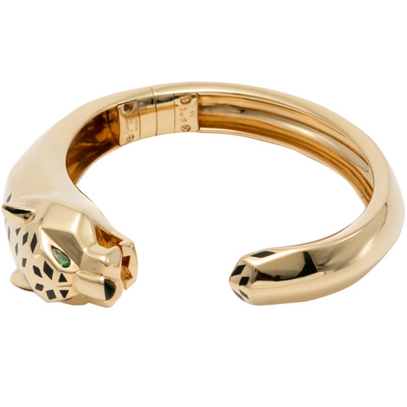 Golden Panther Bracelet