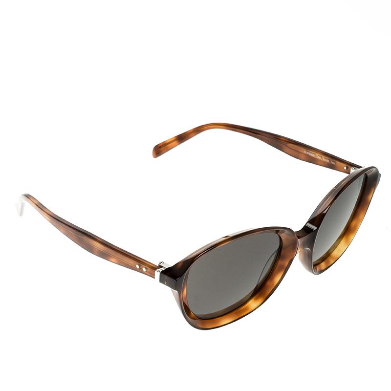 05fe22e2335 Buy Celine Havna Black CL41448 S Wayfarer Sunglasses 133779 at best ...