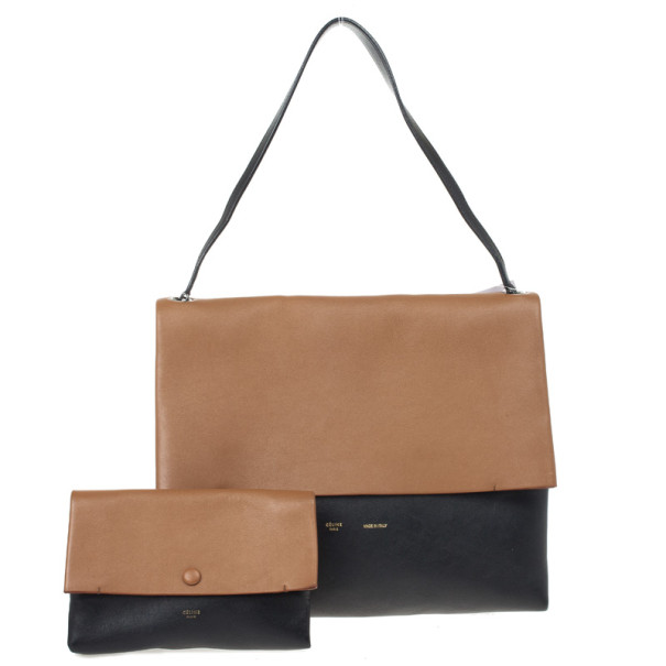 9217c346c279 Buy Celine All Soft Calfskin Mellow Shoulder Bag and Pouch 23245 at best  price
