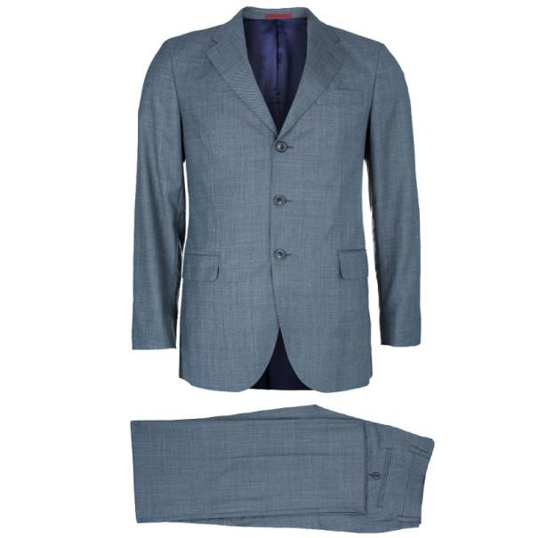 61daf33d90b30 Buy CH Carolina Herrera Grey Men's Suit EU46 12953 at best price | TLC