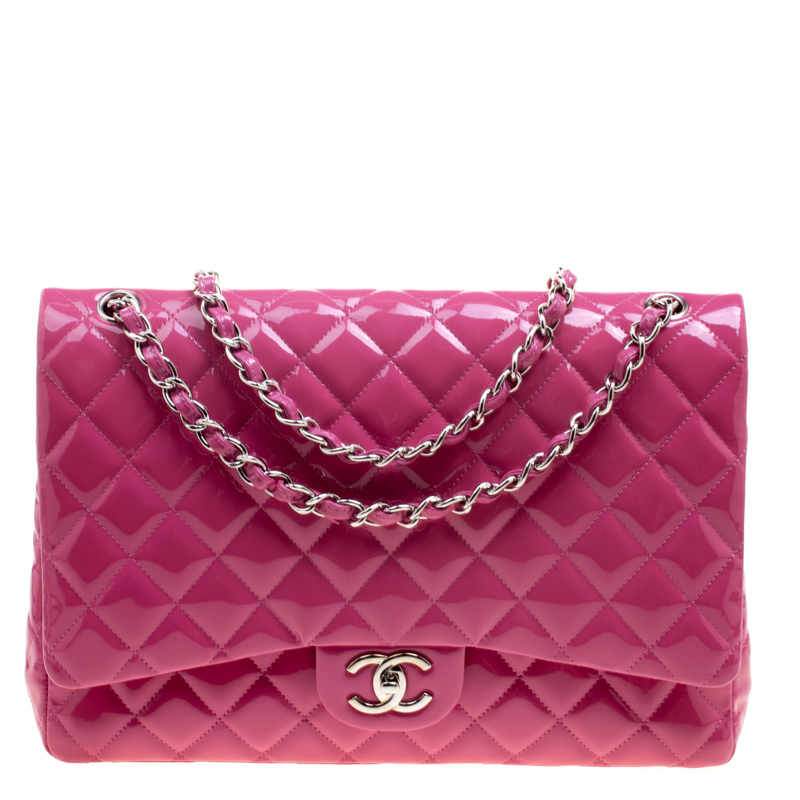 b4171c969d Pink Patent Leather Chanel Purse - Best Purse Image Ccdbb.Org