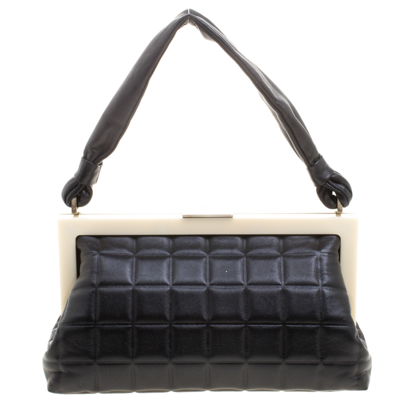 9c070721789f Authentication of chanel chocolate bar tote comple Authentication of