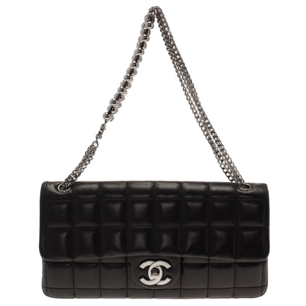 79b517662204 ... Chanel Black Chocolate Bar East West Limited Edition Shoulder Bag.  nextprev. prevnext
