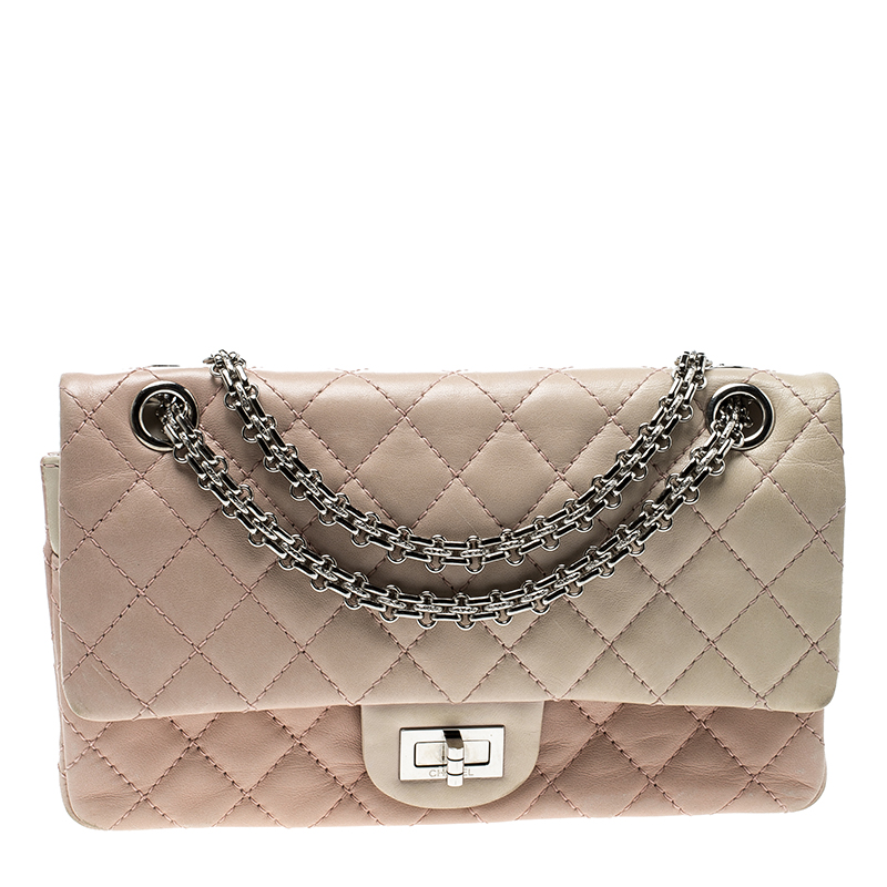 bf938ac245e83e ... Chanel Multicolor Quilted Leather Reissue 2.55 Classic 225 Flap Bag.  nextprev. prevnext