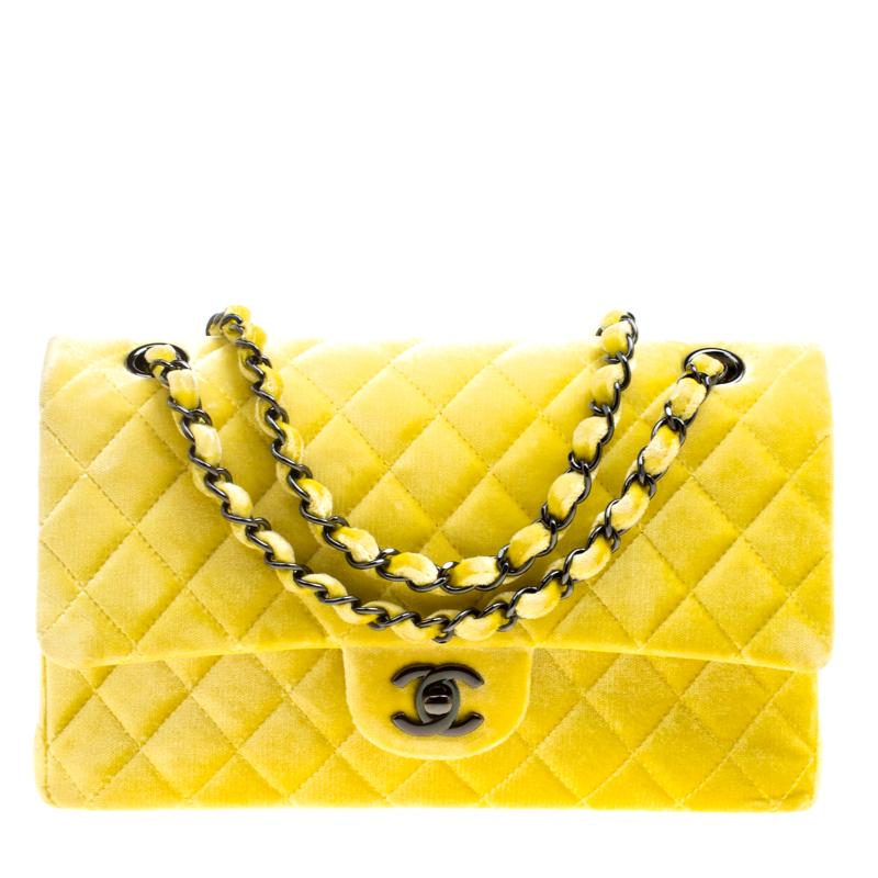 Medium Classic Double Flap Bag Chanel
