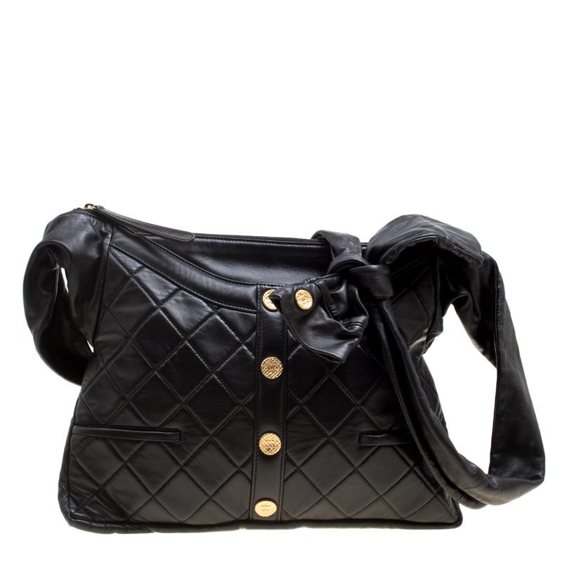 5e094d44259 ... Chanel Black Quilted Leather Girl Chanel Bag. nextprev. prevnext