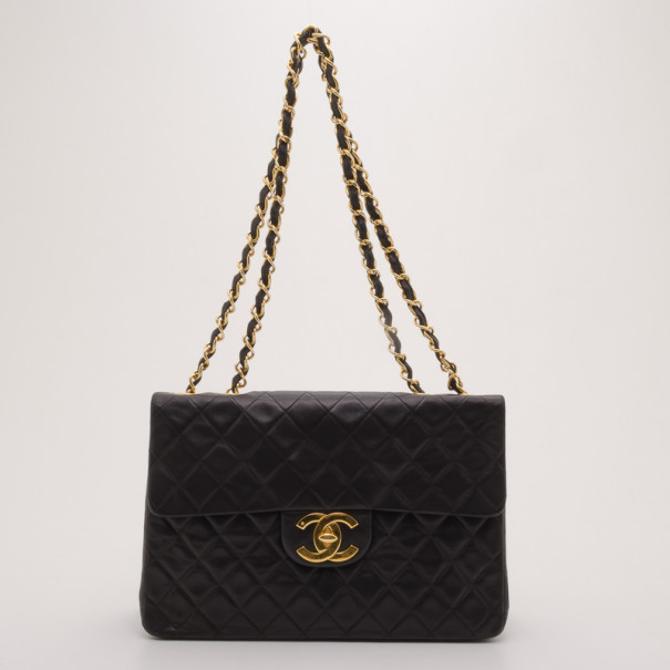 Buy Chanel Vintage XL Maxi Flap Bag 37388 at best price  84f4cbe59f