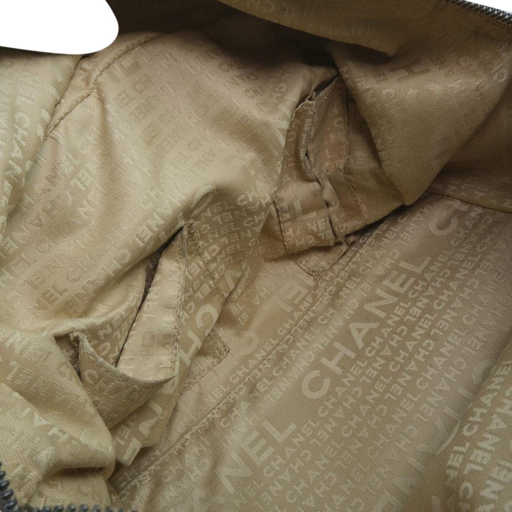 Chanel Pink Leather Chocolate Bar Shoulder Bag5