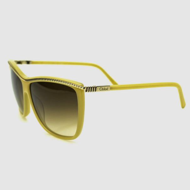 Chloé Horn CE606S Womens Sunglasses