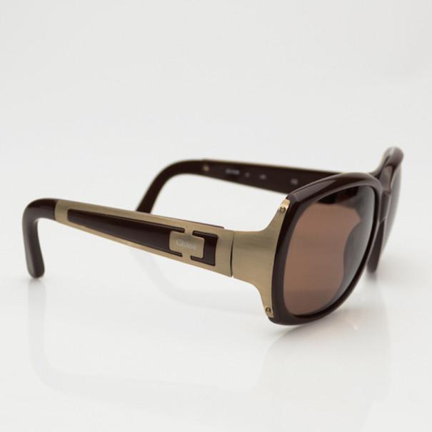 f7a940cd Chloe CL2125 Brown Sunglasses