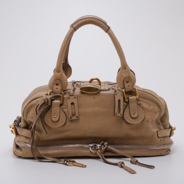 Buy Chloe East West Paddington Zippy Satchel 37968 at best price  d4c887d45a3d5
