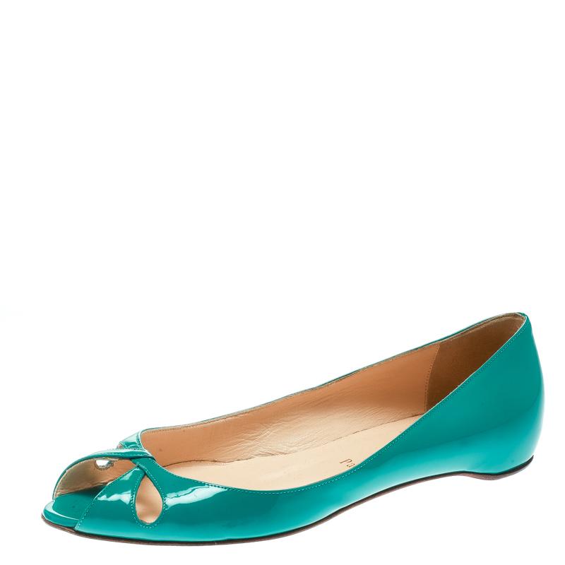 peep toe flats cheap online