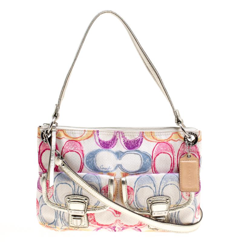 28220c08c77d Coach Multicolor Handbag - Foto Handbag All Collections Salonagafiya.Com