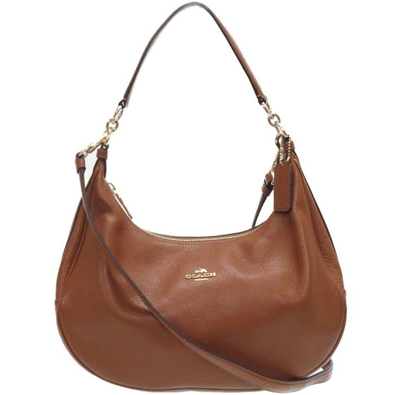 3d60bd1958c9 Coach Brown Leather Hobo Purse - Best Purse Image Ccdbb.Org