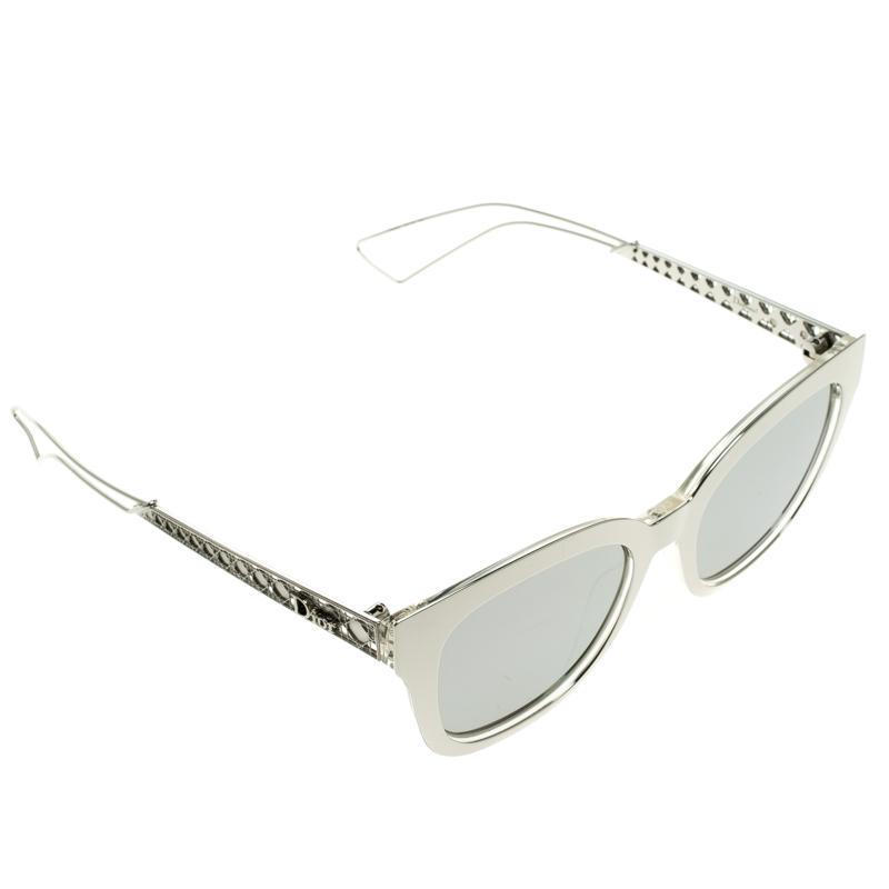 b8aef740839 ... Dior Silver Mirrored TGUDC Diorama 1 Sunglasses. nextprev. prevnext