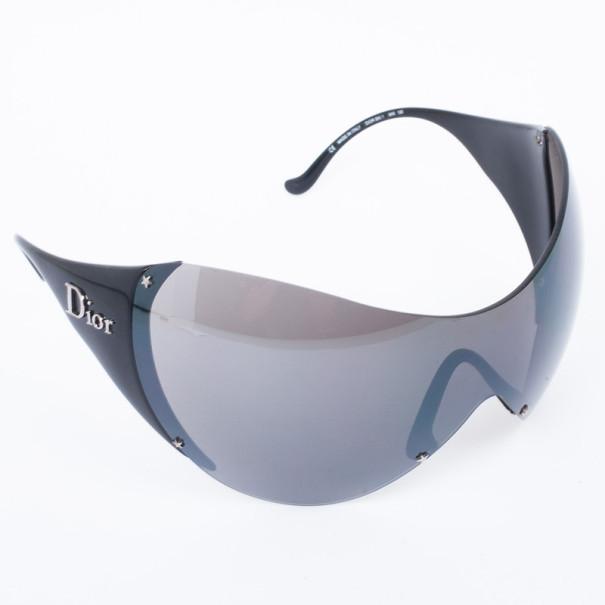 Buy Christian Dior Black Ski 1 Shield Wrap Womens Sunglasses 27912 at best  price  cd0cf1c454