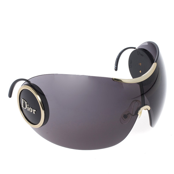 4e95eda08a94 Buy Dior Sport 1 Woman Shield Sunglasses With Retractable Arms 22096 at  best price