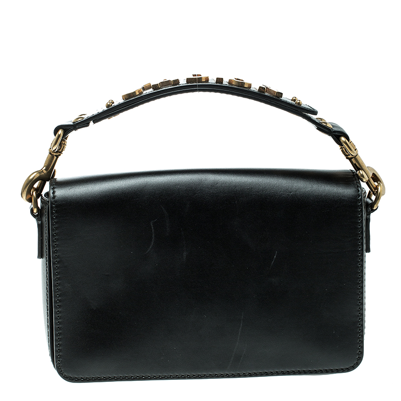 1e632923f6 Dior Black Leather J'adior Flap Bag