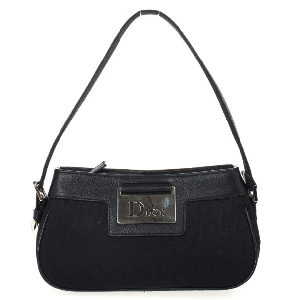 77e4bc24c2 Buy Christian Dior Canvas Small Shoulder Bag 24861 at best price | TLC