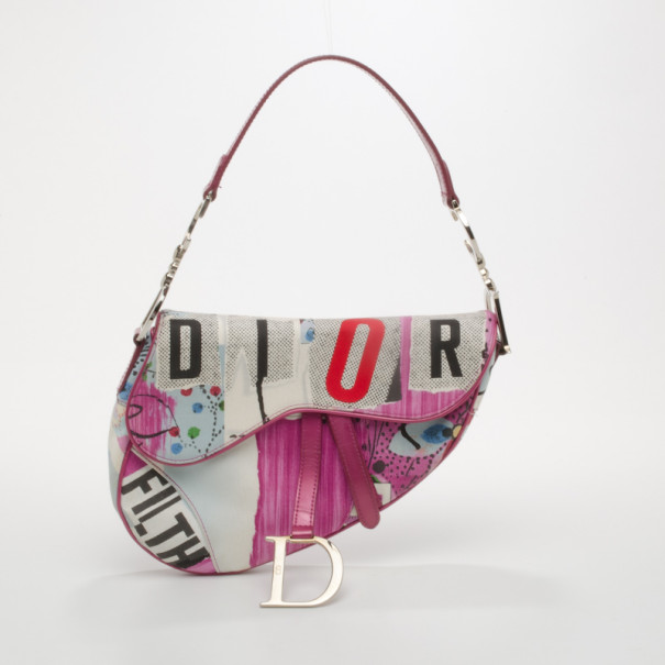 e2881fb041a Buy Dior Filth Collection Saddle Bag 38022 at best price | TLC