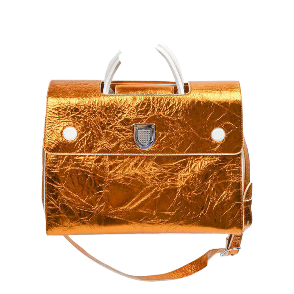 Dior Metallic Gold Diorever Bag