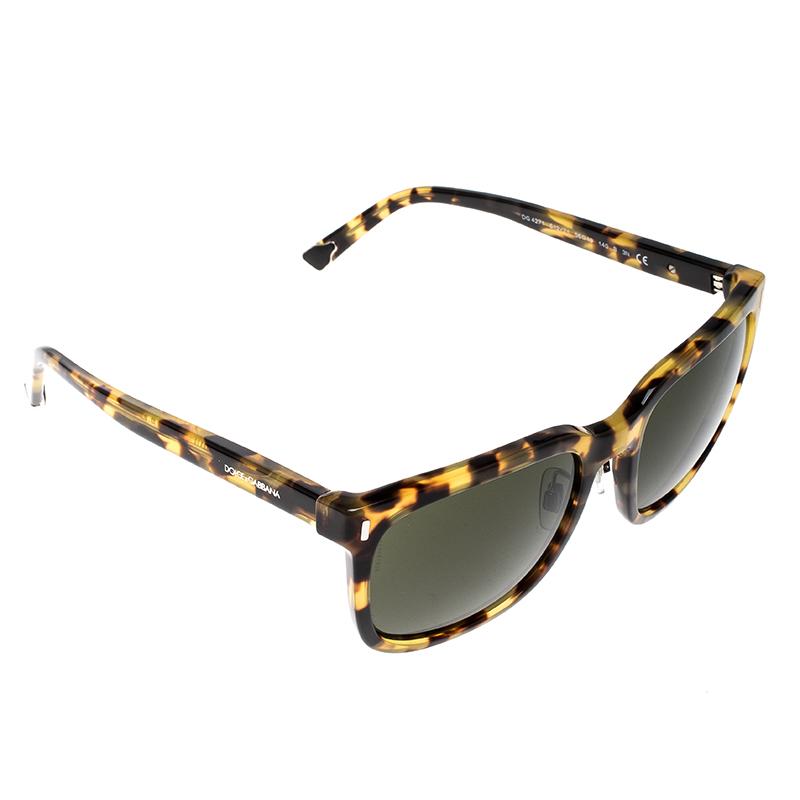 e1e1518e4f05 Buy Dolce and Gabbana Black Tortoise Shell DG4271 Wayfarer ...
