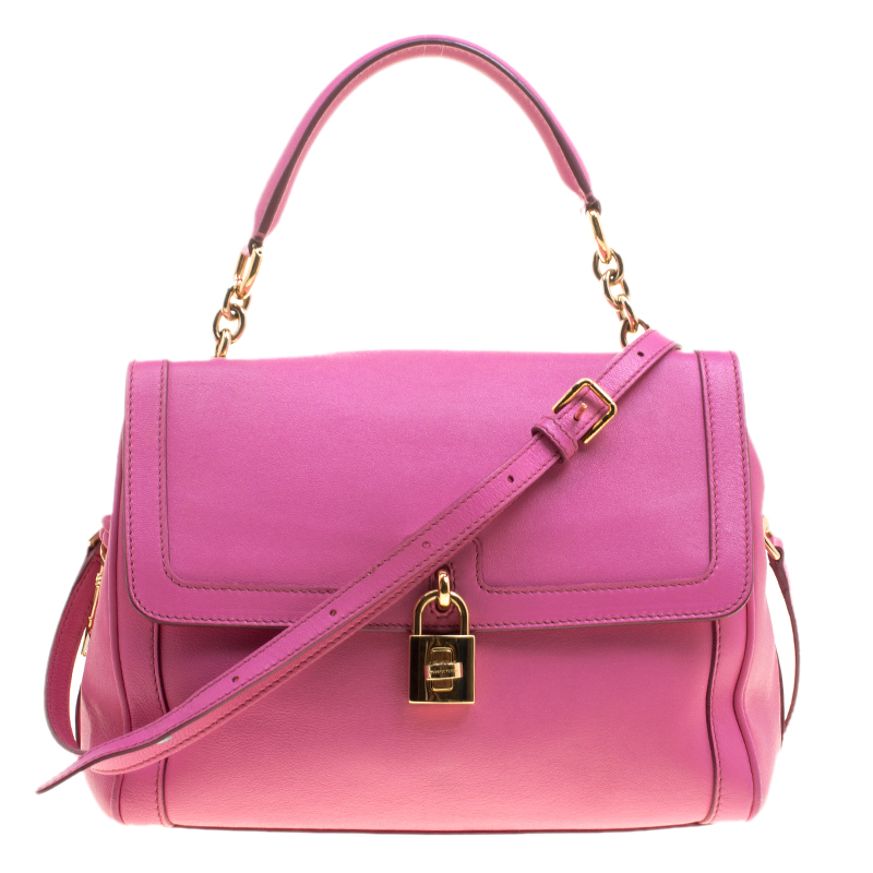 Pink Leather Medium Miss Sicily Top Handle Bag Nextprev Prevnext. Furla Pink  Top Handle Handbags Style a64b5c10cce96