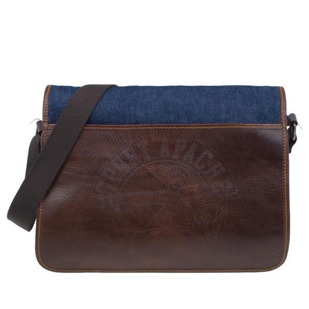 b51eefa8ad Buy Dolce and Gabbana Denim Messenger Bag 8678 at best price
