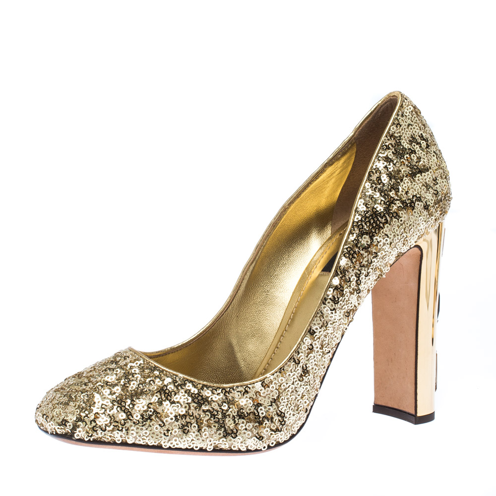 Dolce & Gabbana High Heels Pumps