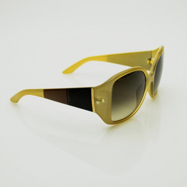 c5a96398db Buy Fendi Cream Sun 5254 Sunglasses 34083 at best price