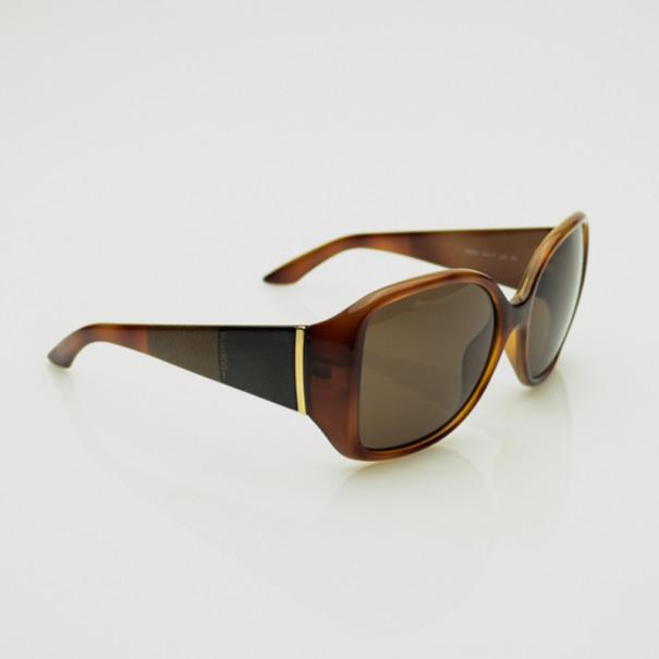 bca55e28c5 Buy Fendi Pequin Light Havanna Sun 5254 Sunglasses 34301 at best ...