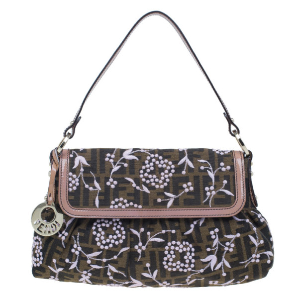 ... Fendi Limited Edition Zucca Borsa Embroidered Chef Bag. nextprev.  prevnext 4ab292d03178a