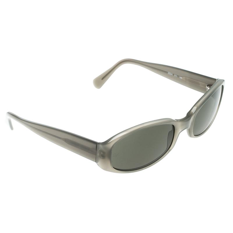 Giorgio Armani Black/Grey 2504 Oval Sunglasses