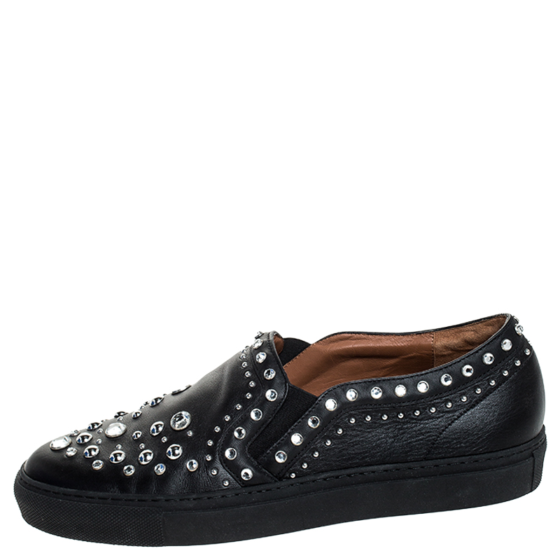Pre-Owned Givenchy Black Leather