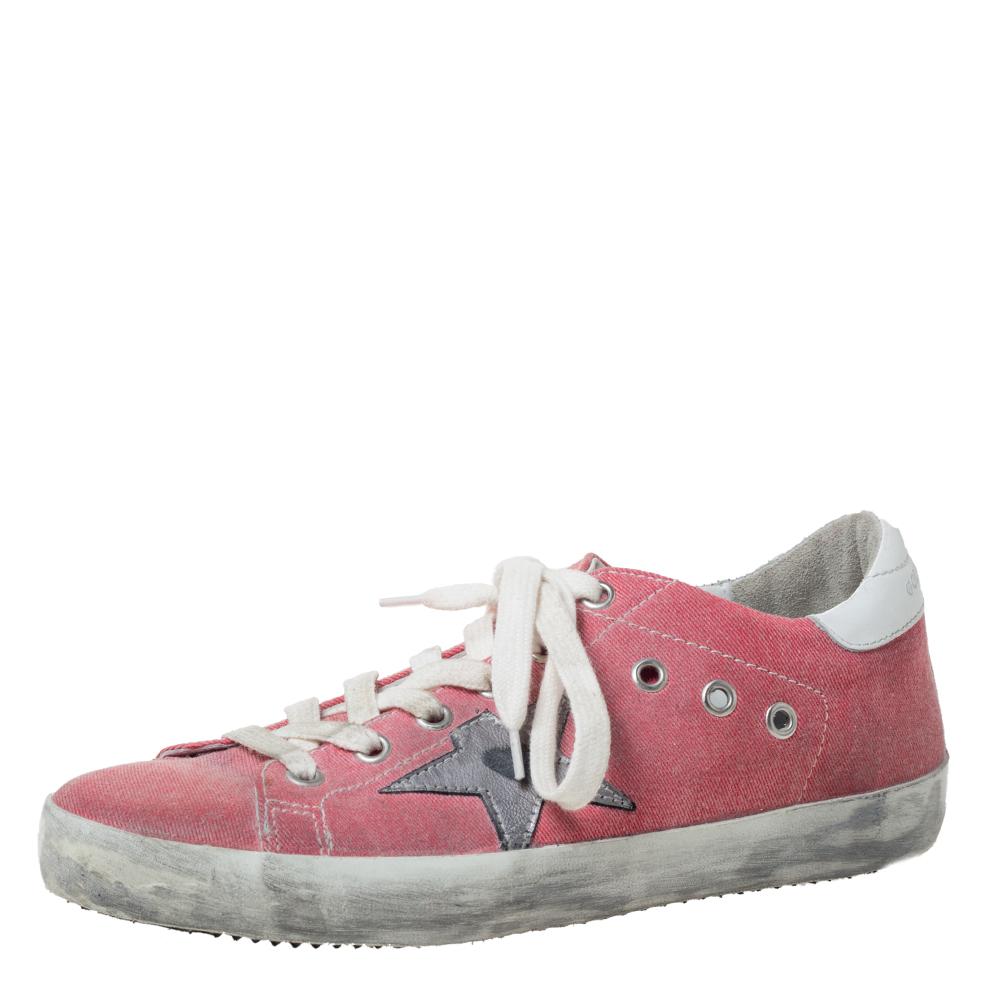 Top Sneakers Size 37 Golden Goose