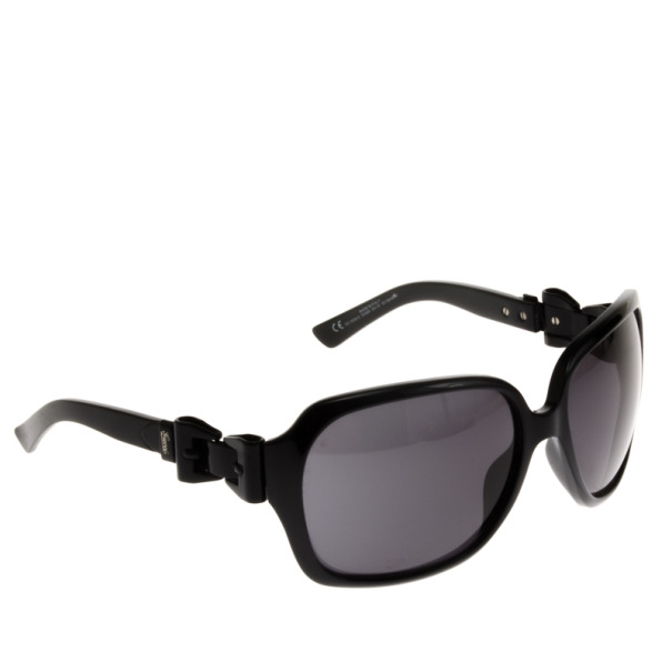 23efe9d3bb3 Buy Gucci Black 3006 Bow Hinge Womens Sunglasses 18522 at best price ...