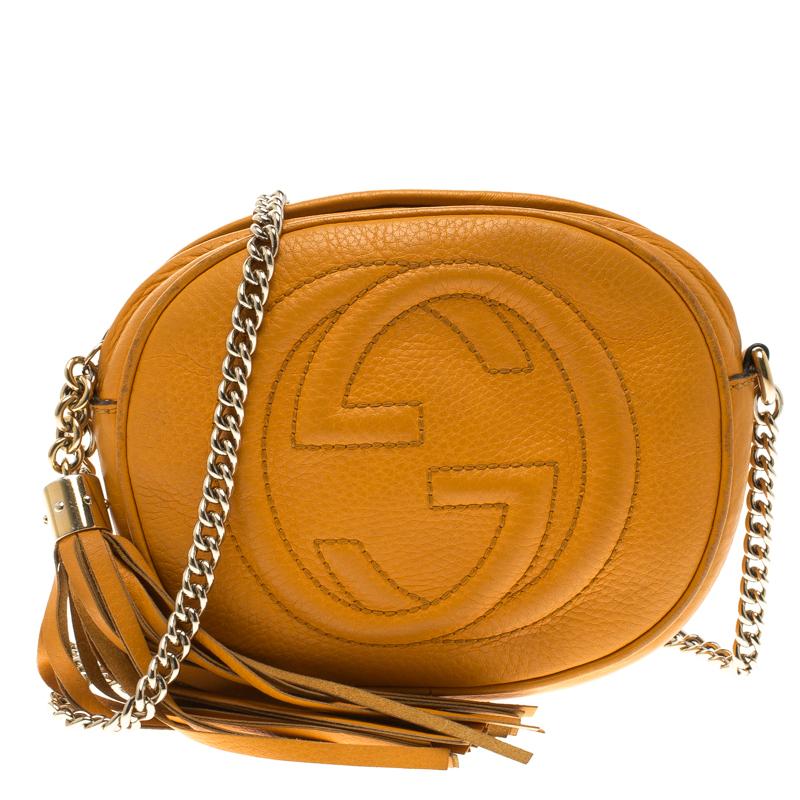 a3e87b3fd6b Gucci Soho Leather Chain Shoulder Bag - Bag Photos and Wallpaper HD