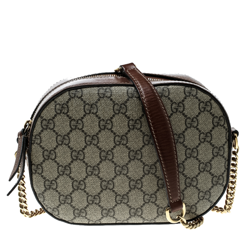 9b567b52a ... Canvas and Leather Mini Chain Crossbody Bag. nextprev. prevnext