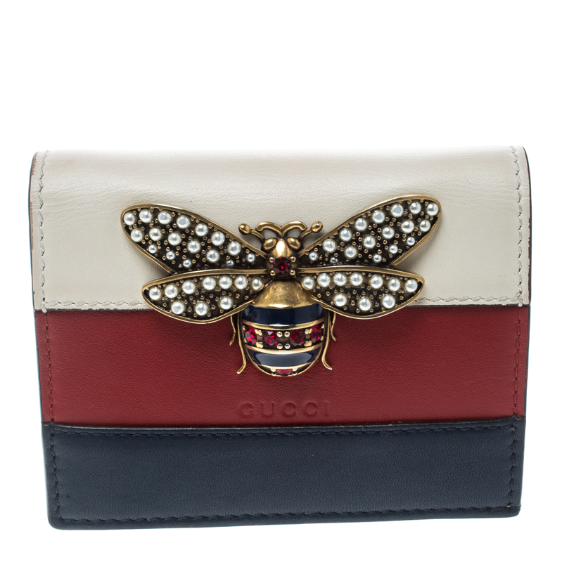 9eaefd06fab ... Gucci Multicolor Leather Queen Margaret Wallet. nextprev. prevnext
