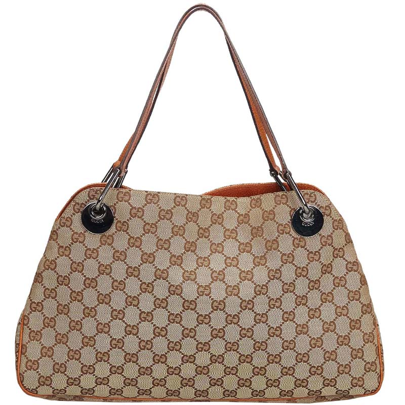 4a398e891ead Buy Gucci Brown Jacquard GG Eclipse Tote Bag 183996 at best price | TLC
