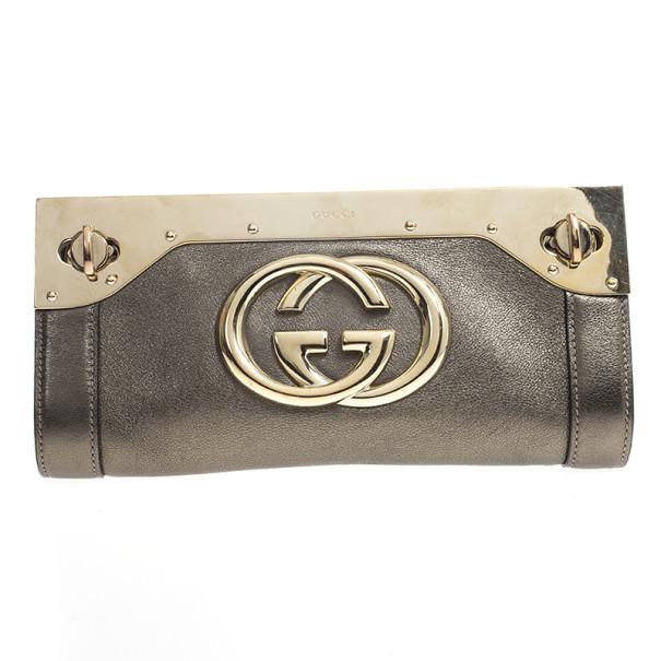 9a007c9750d Buy Gucci GG Metallic Starlight Clutch 20379 at best price