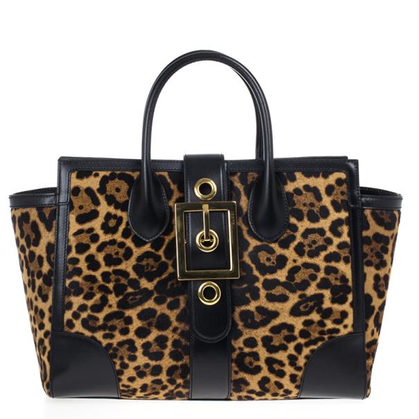 61949234e91 Buy Gucci Lady Buckle Jaguar Print Top Handle Bag 22790 at best ...