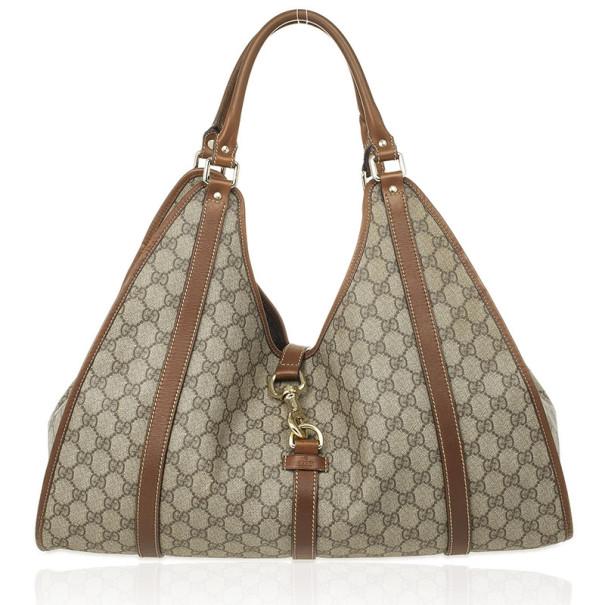 5bebccf4bb9 Buy Gucci Monogram Large Joy Shoulder Bag 28539 at best price
