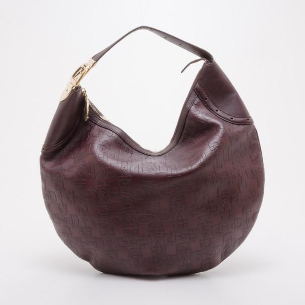 9d79e1888 Buy Gucci Horsebit Embossed Glam Hobo 37737 at best price | TLC