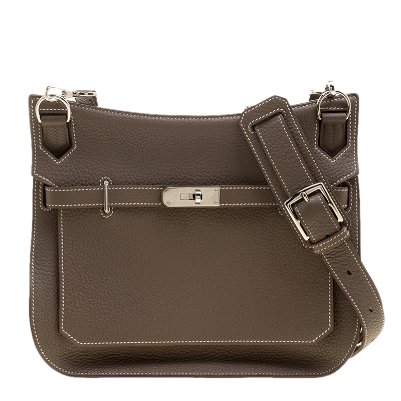 74645abc65dea ... Hermes Etain Taurillon Clemence Leather Jypsiere 28 Bag. nextprev.  prevnext
